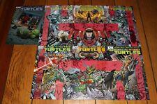 Teenage Mutant Ninja Turtles Vol 5 #44 & Connecting Covers 45 46 47 48 49 50 NM
