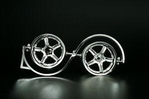 Yokomo Volk Racing GT-C RC Drift Car Wheels Touring TW-1813 12mm Hex OZRC JL