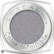 Loreal Color Infallible Eye Shadow 015 Flashback Silver