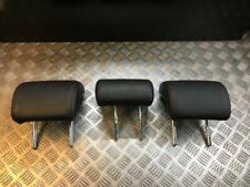 10-14 NISSAN JUKE LEATHER REAR SEAT HEADRESTS (3 PCS)