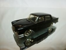 LEGO DENMARK 1:87 - VINTAGE MERCEDES 220S BLACK - GOOD CONDITION .
