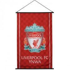 LIVERPOOL FC YNWA MEGA PENNANT NEW XMAS GIFT- HUGE 100cm x 70cm