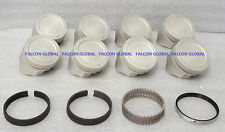 Chrysler/Dodge/Plymouth 360/5.9 Cast Pistons+MOLY Rings Kit 1971*-93 405P020