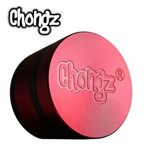 Chongz 'Big Hitter' 62mm 4 Part Sifter Grinder