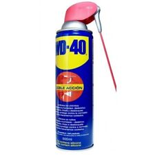 BOTE MULTIUSOS WD40, DOBLE ACCIÓN 500 ML