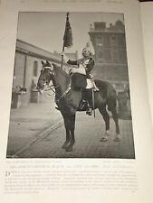 1896 HOUSEHOLD CAVALRY STANDARD CORPORAL MAJOR LIFE