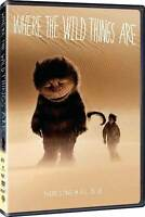 Where the Wild Things Are (DVD, 2010) BRAND NEW! Mark Ruffalo *FREE SHIPPING!