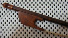 New 4/4 Top Snakewood Baroque Viola bow/Snakewood Frog