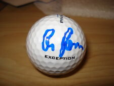 Celebrity Golf Ball Auto RAY ROMANO Ice Age Every One loves Raymond