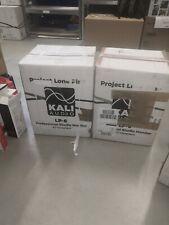"2x Kali audio lp-6 BLACK 6,5"" in studio monitor-Guasto (per hobbisti)"