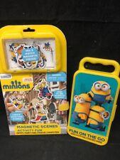 Minions Magnetic Scenes Activity Fun Tara Toy Corporation Despicable Me & BONUS