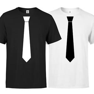 Krawatte Anzug Fliege Smoking Kostüm JGA Party Junggesellenabschied Fun T-Shirt