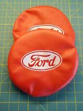 Ford 2 brouillard conduite lampe couvre classique avo mexico, rs, 2000,1600,1800,BDA wr