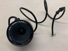 Cosmicar 16mm 1.4 CCTV Lens