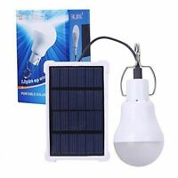 Home Bulb Outdoor & Indoor Solar Powered LED Lighting System Solar Light SD