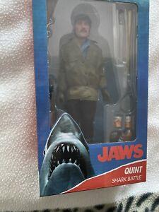 Jaws Sam Quint Clothed Figure set
