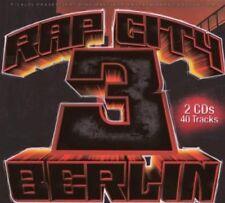 Rap City Berlin 3 Soundtrack CD (Kaisa, Skinny Al, Vollkontakt, K.I.Z.)