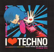 ORTIM CAM - I LOVE RECHNO (2006 CD)