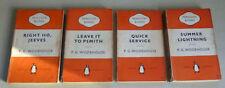Novels Penguin Paperback Antiquarian & Collectable Books