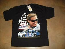 Rusty Wallace shirt sz. XL NEW w/ tag #2 Miller Lite Nascar DOUBLE SIDED 2 sided