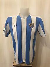 Malaga CF 2015/2016 Home Size L Nike shirt jersey maillot soccer football maglia
