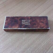 Genuine Vintage WINEGARTENS Ltd Display Storage Jewellery Box.