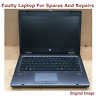 "HP ProBook 6470b 15.6"" Laptop Intel i5 3rd-Gn 2.6Ghz  2GB For Spares and Repairs"