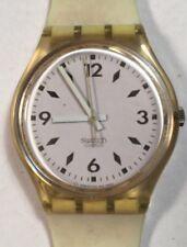 1991 Vintage Swatch Watch RSVP GK 129 In Good Cond
