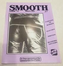 Smooth Magazine From Swish Publications No 78   Latex & Leather Fashion Magazine