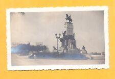 Fotografía 19 LA HABANA  (Cuba) MONUMENTO A MÁXIMO GÓMEZ  h. 1936.