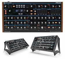 Novation Peak 8-Voice Desktop MIDI USB Polyphonic Synthesiser 4 MAC or PC+Stand
