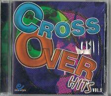Cross Over Hits Volume 5 Latin Music CD New