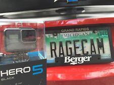 GoPro HD Hero5 Black H2O Helmet Bike Dash Head Camera Hero 5 Brand New Sealed