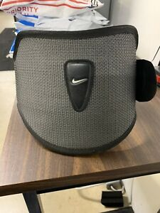 NIKE Structured Training Sports Belt Weightlifting Size Small S