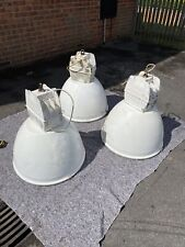 More details for 3 x holophane industrial low bay lights need refurbishing