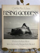 PHOTOGRAPHER CYNTHIA MacADAMS RISING GODDESS PHOTO BOOK  1983