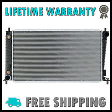 1831 New Radiator For Ford F-150 F-250 Expedition 1997 1998 4.2 V6 4.6 V8 2 Row