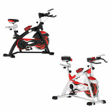 Bicicletas estáticas rojo