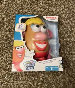 Playskool Friends Mrs. Potato Head 13 Pieces Classic IN HAND SHIPS NOW