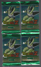 Dragonball Z Perfection 12 card Booster Packs (x4)  ☀️NEW☀️ Green Cover ❇️