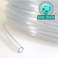 Air Line Flexible Silicone for Aquarium Air Pump - 4mm Hose Pipe Pond Tubing