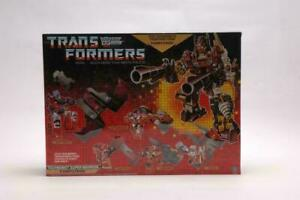 TRANSFORMERS G1 SUPER WARRIOR COMPUTRON Kids Toys Gift Christmas Toys