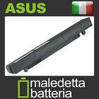 Batteria POTENZIATA 5200mAh per Asus 550L F550 F550C F550CA F550CC F550E (LU0)