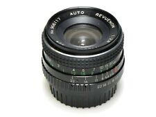 Revuenon 28mm F2.8 f, Pentax K