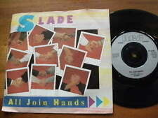 SLADE >1984<ALL JOIN HANDS<45RPM 7in SINGLE VINYL  RECORD JUKEBOX
