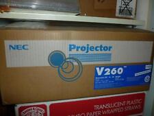 NEC 2600-lumen High-Brightness Mobile Projector (NP-V260)