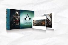 The Art Of Assassins Creed IV Black Flag Limited Edition Slip Case/Signed Prints