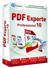 PDF Experte 10 Professional  CD/DVD Version PRO von Avanquest EAN 4023126118257