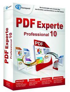PDF Experte 10 Professional CD/DVD Version PRO EAN 4023126118257 inkl. Safe 17