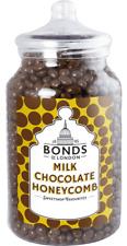 BONDS - CHOCOLATE HONEYCOMB- 2.1KG JAR, TRADITIONAL SWEETS,GIFT, XMAS